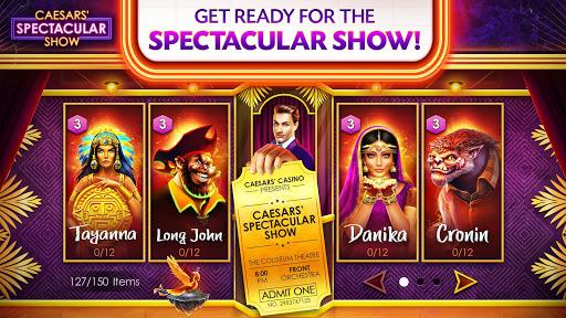 Caesars Slots: Free Slot Machines and Casino Games 2.77.1 screenshots 1