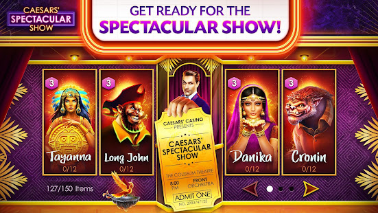 Caesars Slots: Free Slot Machines and Casino Games 1