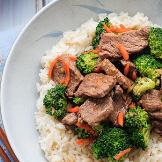 Easy Beef and Broccoli.