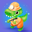 Diggerville - Digger Adventure | 3D Pixel Game icon