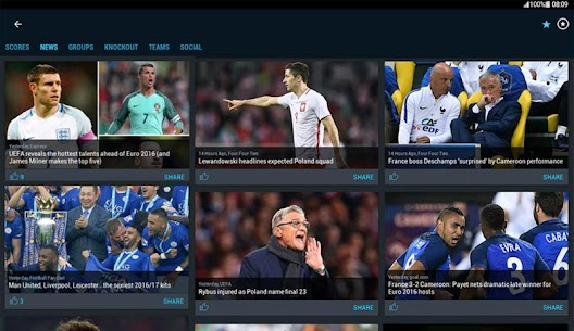 365Scores – World Cup 2018 Live Scores 9
