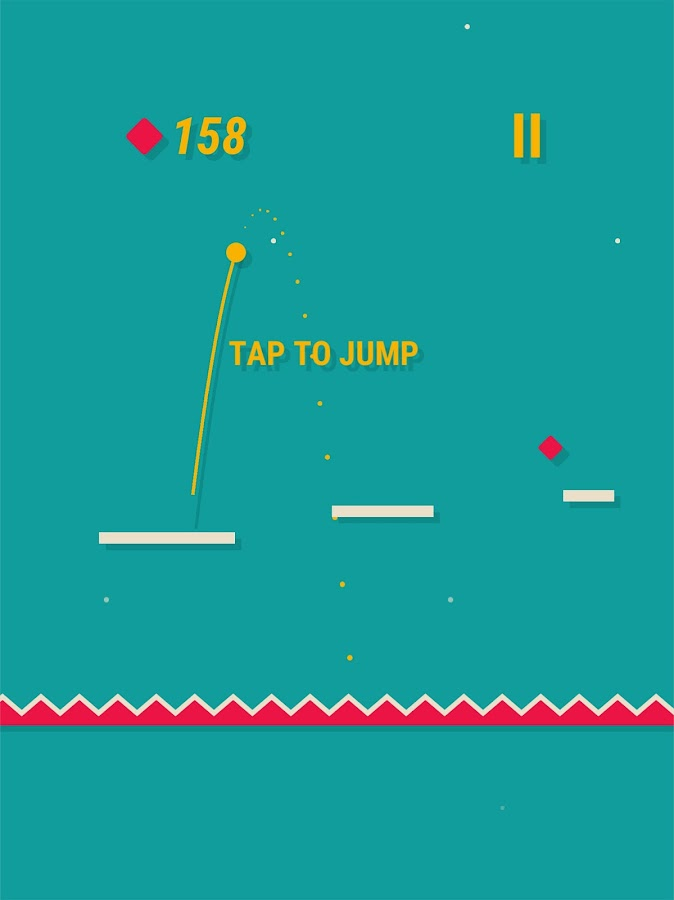 Flat Jump- screenshot