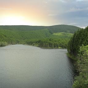 Transalpina Lacul Oasa by Daniel Budau - Landscapes Weather ( romania, oasa, transalpina )