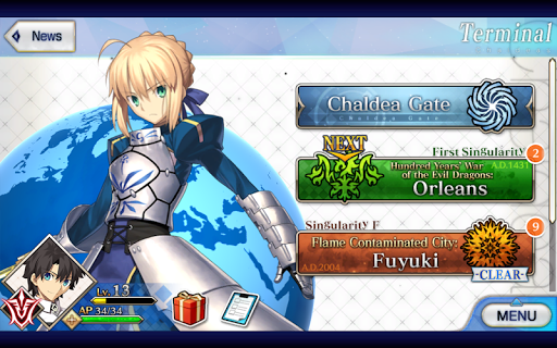 Fate/Grand Order (English) 1.24.0 screenshots 18