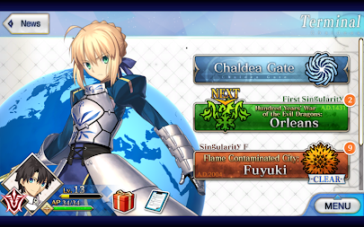 Fate/Grand Order (English) APK screenshot thumbnail 6