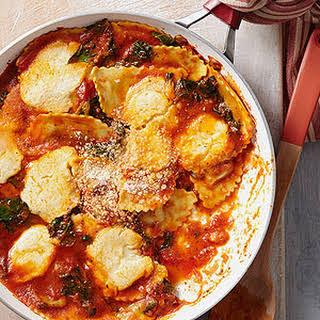 Pasta Sauces For Mushroom Ravioli Recipes.