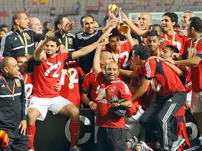 CAF công nhận kỉ lục của Ahly