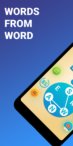 Words from word: Crosswords. Find words. Puzzle ss1