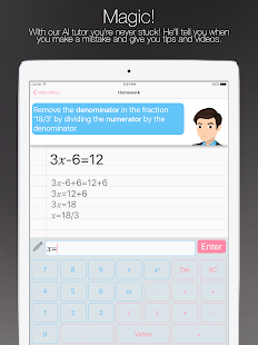 Litmus - Math Tutor- screenshot thumbnail