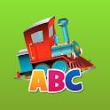 Kids ABC Trains icon