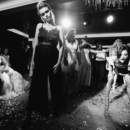Wedding photographer Dmitriy Babin (babin). Photo of 16.03.2018