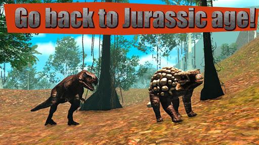 Dinosaur: T-Rex Simulator 3D 玩模擬App免費 玩APPs