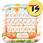 Cherry Blossom for TS Keyboard