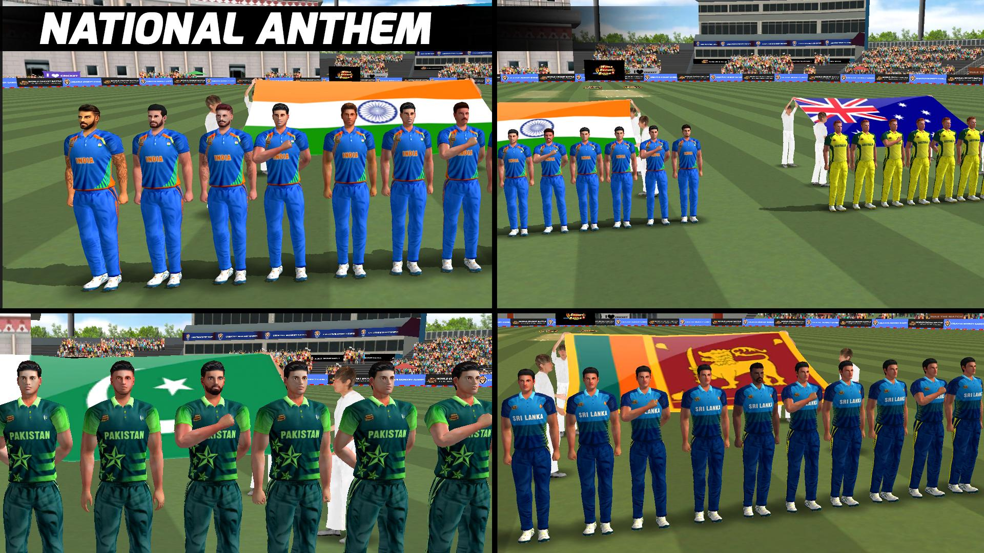 World Cricket Battle MOD (Unlimited Money) 1