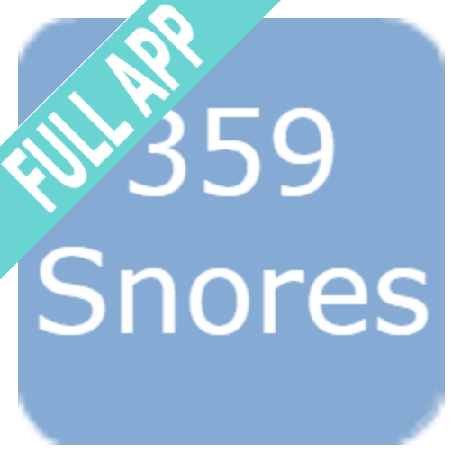 Very easy snore detection -Full   Tell your friend