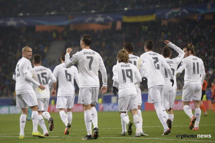 Marseille sur un joueur du Real Madrid!