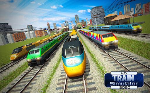 Modern Train Driving Games: Railway Road Transport ss2