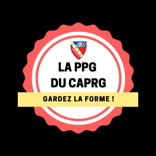 La PPG du CAPRG