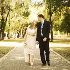 Wedding photographer Denis Marinchenko (DenisMarinchenko). Photo of 28.10.2015