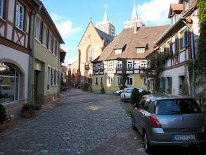 Photo: in Ladenburg