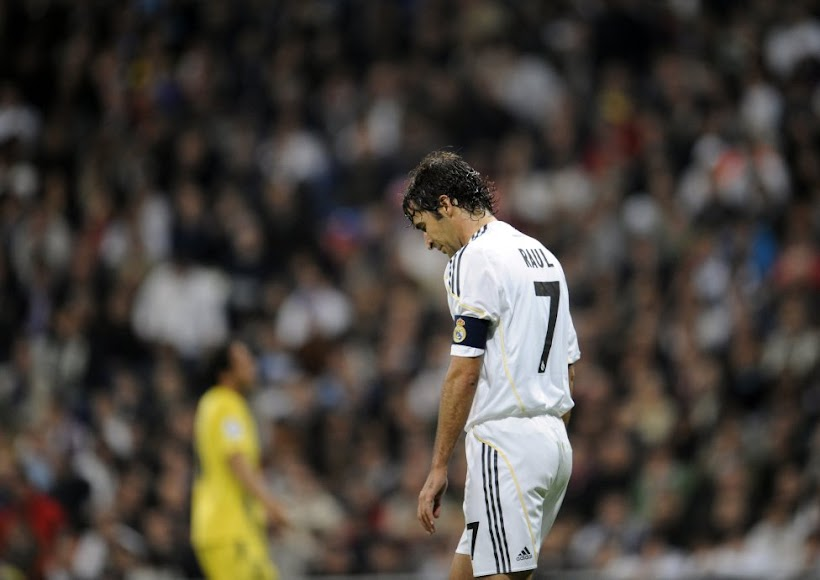 Raúl se marchó en 2010 al Schalke 04.