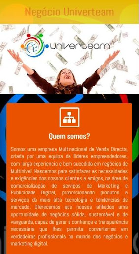 Negócio Univerteam Brasil