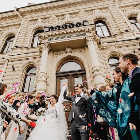 Свадебный фотограф Дарья Зернаева (darileto). Фотография от 29.10.2017