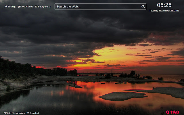 Sunset Wallpapers Sunset New Tab HD
