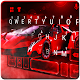Download Racing Red Sports Car Keyboard Theme For PC Windows and Mac