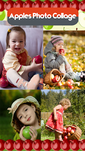 Apples Photo Collage - náhled