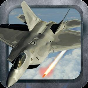 لعبة طائرات حرب الصحراء Icon