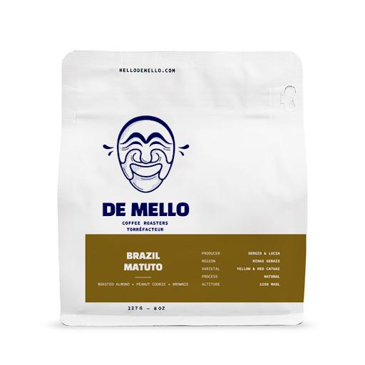 Coffee Beans - Brazil Matuto (227g)
