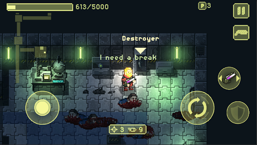 Ailment: space shooting pixelart game filehippodl screenshot 10