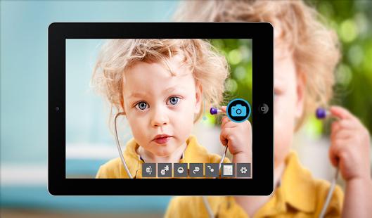 Profesionální HD kamera - náhled