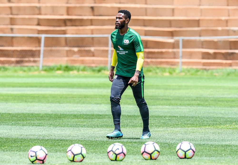 Bafana captain Thulani Hlatshwayo asks teammates to focus