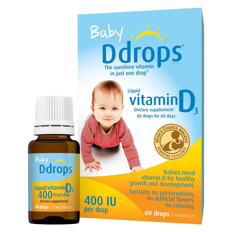 Kết quả hình ảnh cho vitamin d cho bé dưới 1 tuổi