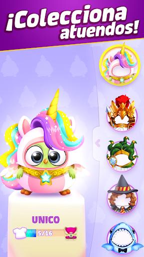 Angry Birds Match 3 screenshot 1