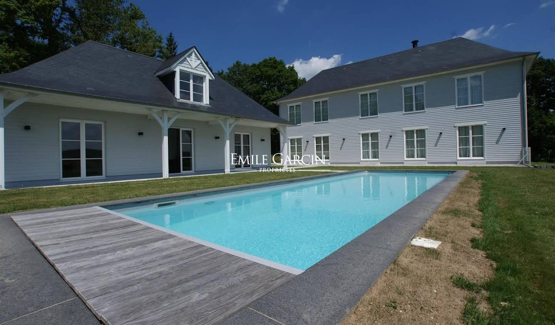 Maison avec piscine Deauville