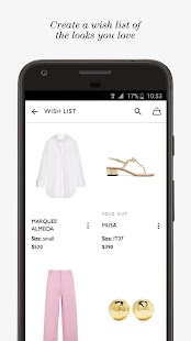 NET-A-PORTER- screenshot thumbnail