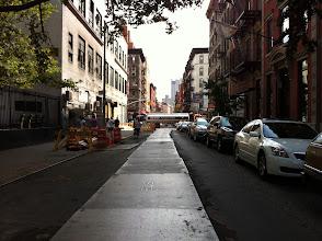 Photo: Mott St