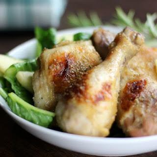 Maple Rosemary Mustard Chicken