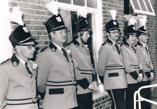 Photo: Boele Martens, Jan Pieters, Geert Niemeijer, Geert Enting, Anne Hollander en Jan Bruins