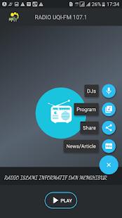 Radio UQI FM - náhled