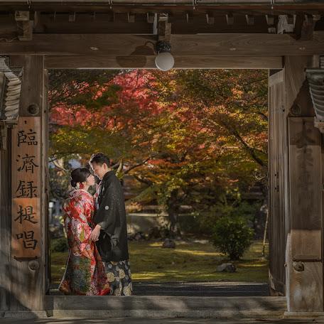 Fotógrafo de bodas Kenji Mizuno (photoimagic). Foto del 09.01.2018