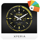 XPERIA Pulse Chrono Theme icon
