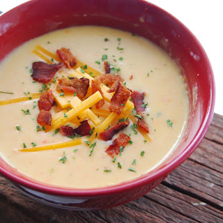 Simple & Delicious Potato Soup