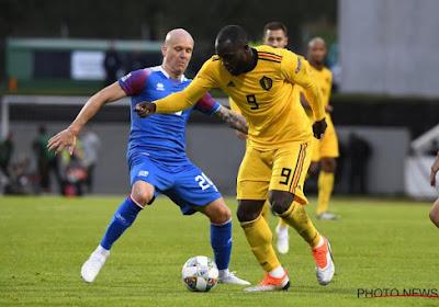 Officiel : Romelu Lukaku ne jouera pas contre Chypre