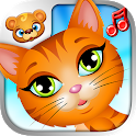 123 Kids Fun ANIMAL BAND Game icon