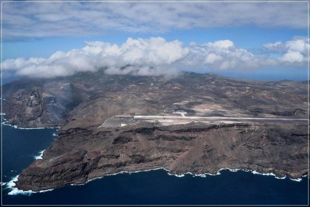 Santa Helena, a ilha do exílio de Napoleão Bonaparte