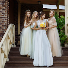 Wedding photographer Zhanna Zhigulina (zhigulina). Photo of 14.01.2018
